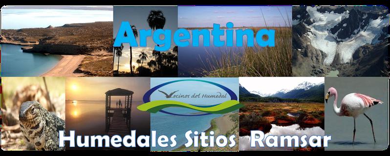 Humedales Sitios Ramsar