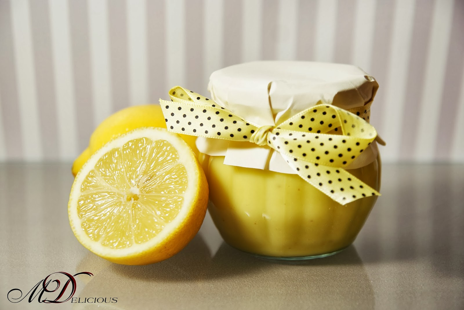 krem cytrynowy, krem z cytryną