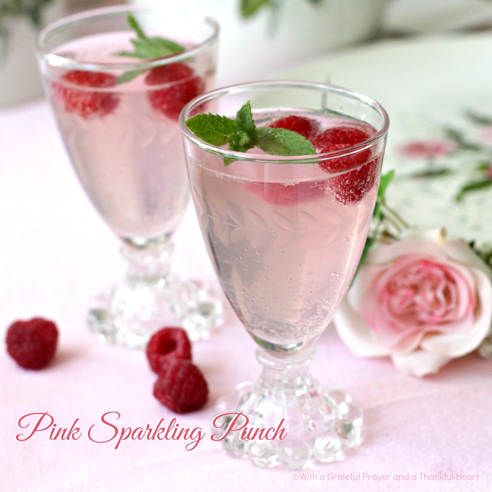 Sparkling moscato pink punch — recipes hubs