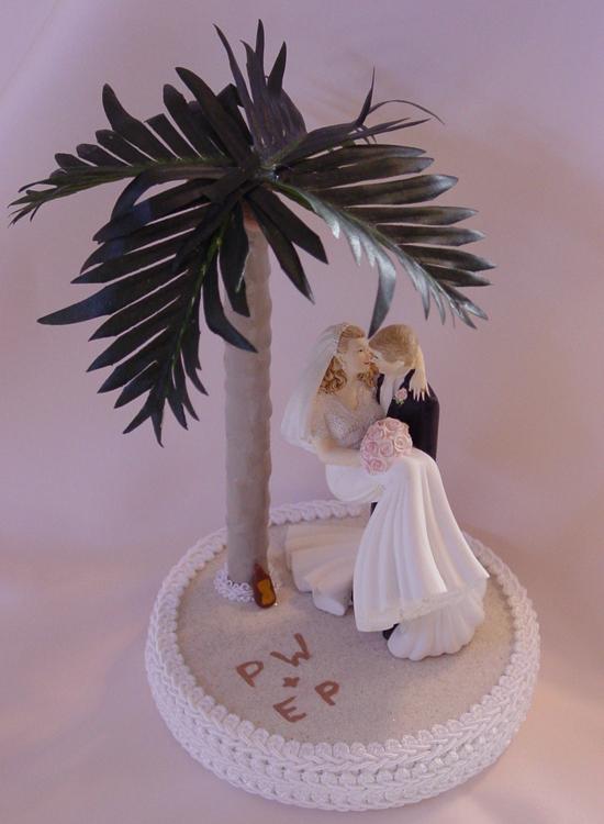 Entertainment 4 U Beach Theme Wedding Cakes