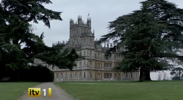Linguistiquement correct downton abbey - Chateau downton abbey ...