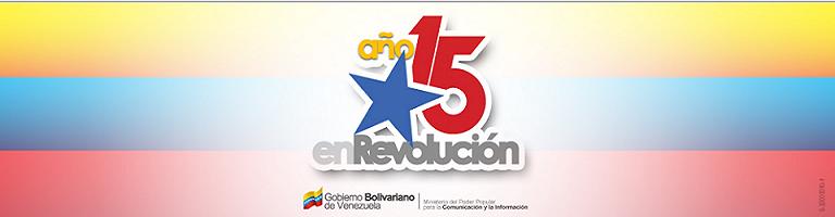 15Años Revolución