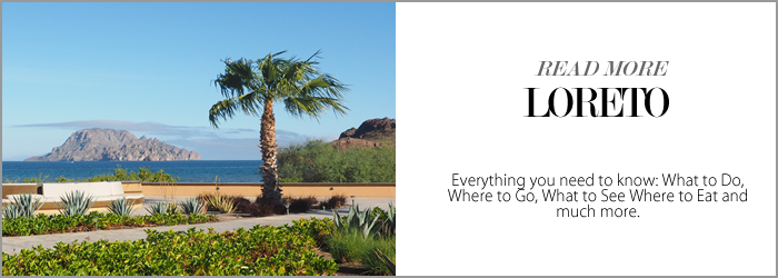 35 jaw dropping photo's from Villas Palmar at the Islands of Loreto
