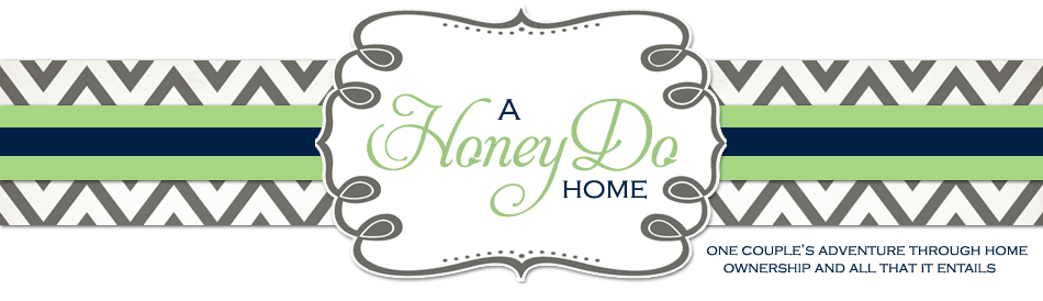 A Honey Do Home