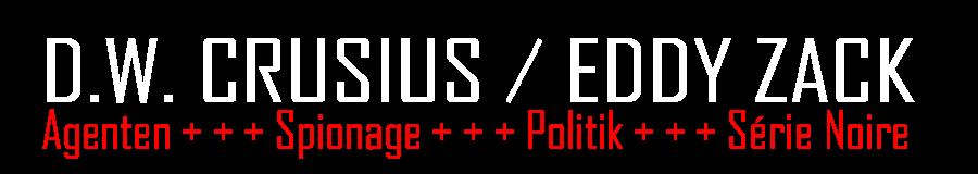 Detlev W. Crusius - Buch-Serie Noire