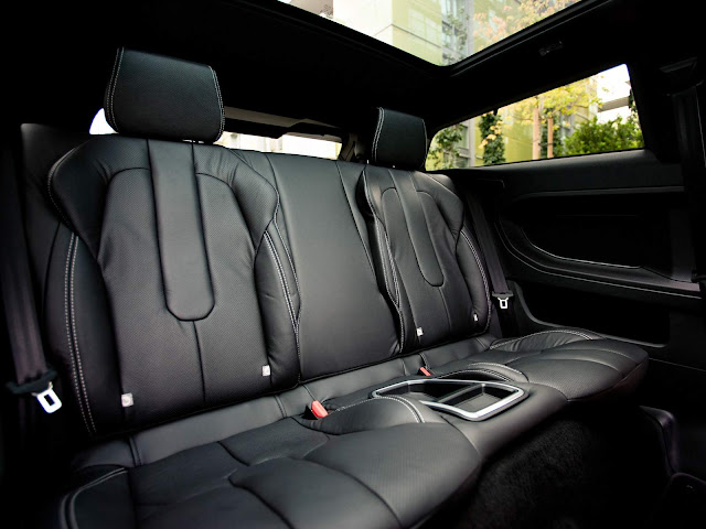 Range Rover Evoque 2015 - interior