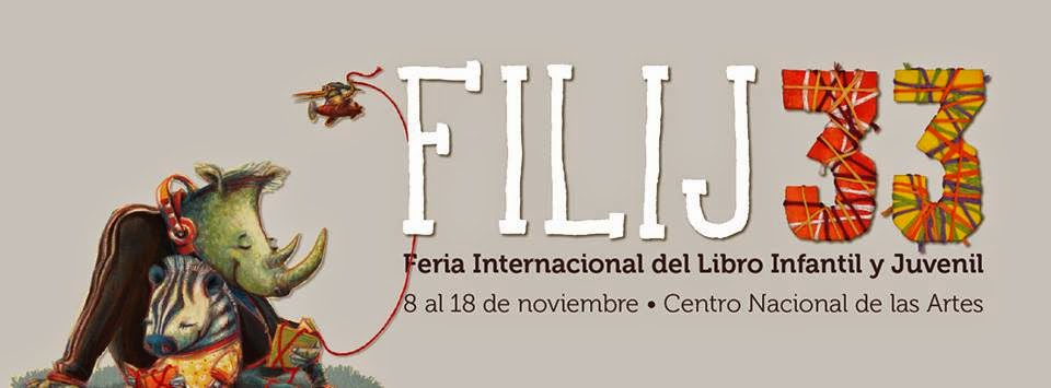 Feria Internacional del Libro Infantil y Juvenil (FILIJ 33)