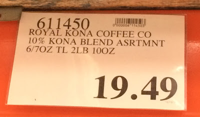 Deal for the Royal Kona Coffee Company 10% Kona Coffee Blend Variety Pack at Costco