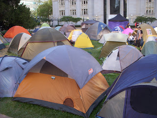 Rants of a Female Nerd: The Symbolism of Tents