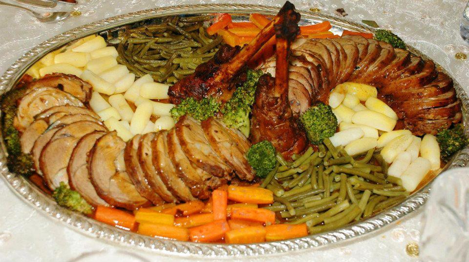 Cuisine Marocaine Filet De Boeuf Roti Aux Legumes Sautes