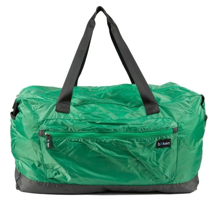 Boken Duffle Bag green