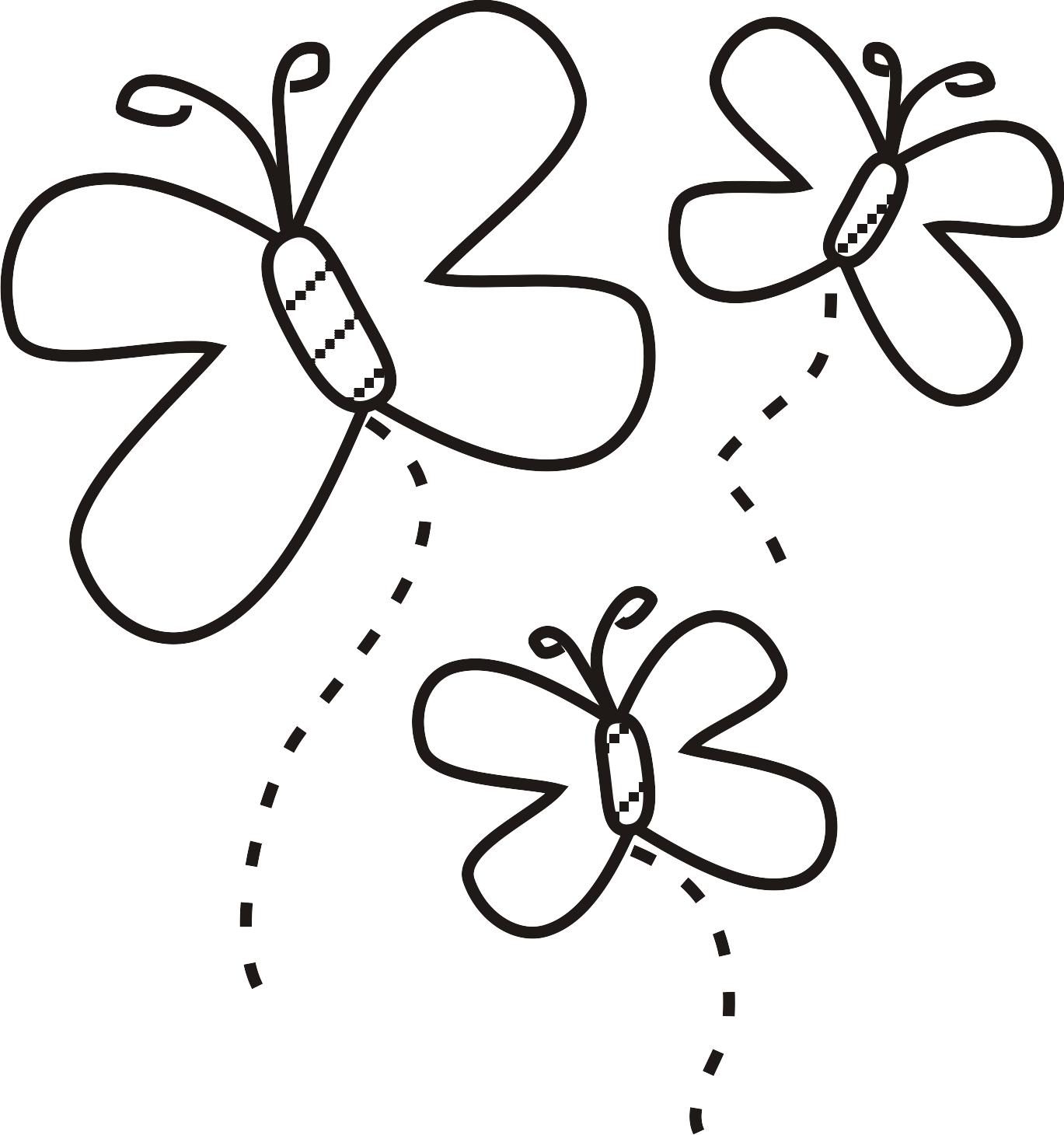 ese nhos de borboletas para imprimir colorir ou usar como moldes para
