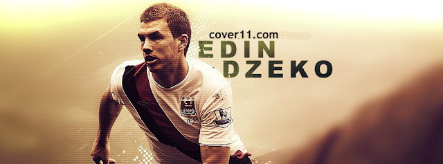 Edin Dzeko Facebook Cover Photos