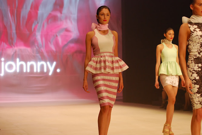 By Johnny MBFF Sydney Mercedes Fashion Festival 2012 Runway