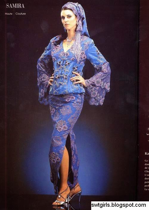 اللباس الجزائري التقليدي