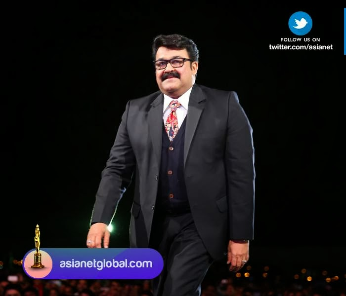 Ujala Asianet Film Awards 2014 Exclusive - Shah Rukh Khan, Lalettan ...