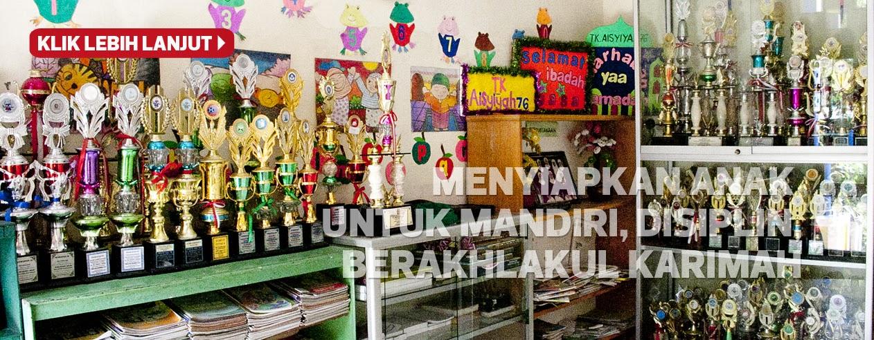 Prestasi TK Aisyiyah 76