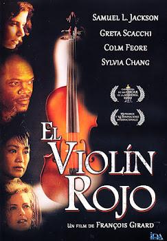 El violín rojo Poster