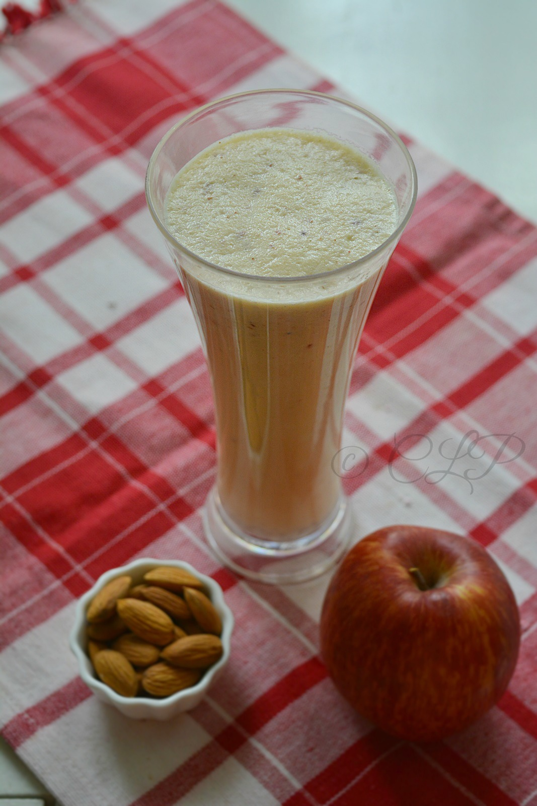 Vegan Apple Smoothie