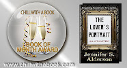 Book of the Month for January - The Lover's Portrait by Jennifer S. Alderson