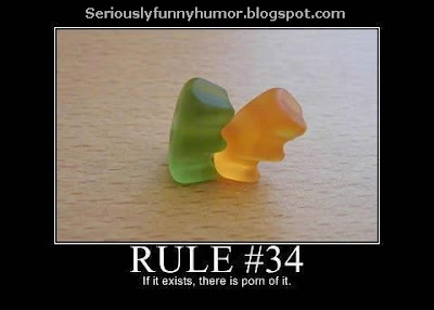 Rule Number 34. If it exists, there is porn of it out there.
