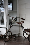 Gammal barn cykel