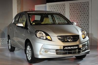 Honda Amaze India