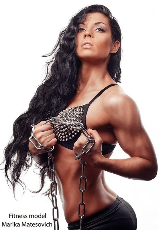 Marika Matesovich - Female Fitness