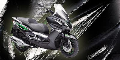 Kawasaki Siapkan Motor Matic 125cc