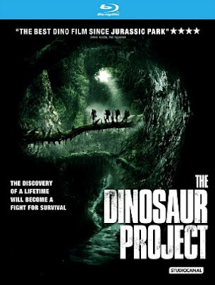 Filme Poster Projeto Dinossauro BRRip XviD & RMVB Legendado