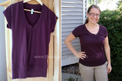 Dolman shirt review