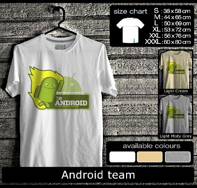 kaos distro android team