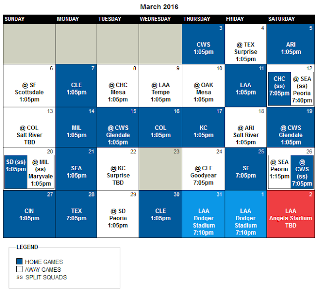 dodgers blue heaven time  plan  spring dodgers spring training schedule announced
