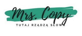 Mrs. Copy - copywriting firma, teksty na blogi, teksty SEO