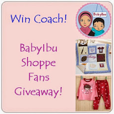 BabyIbu Shoppe Contest