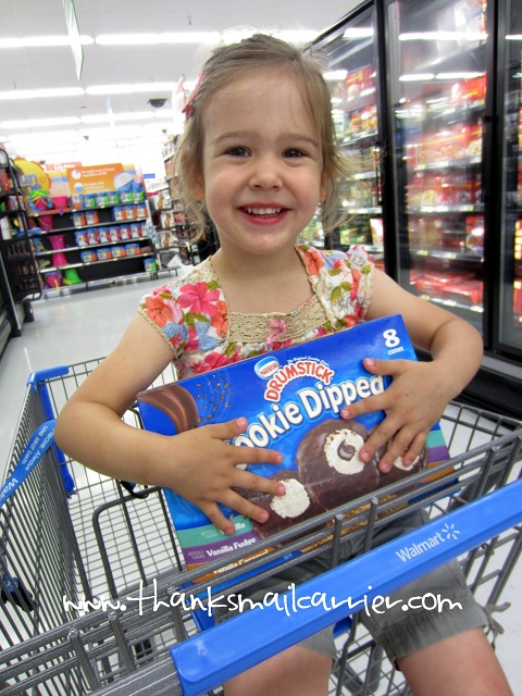 Nestle Drumstick Cookie Dipped