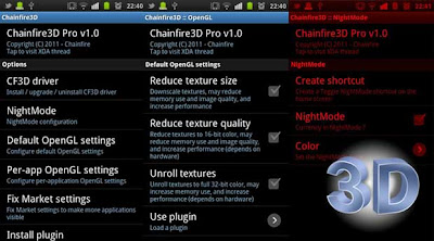 How to install chainfire 3d android tutorial