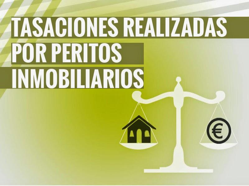 tasaciones, peritajes inmobiliarios