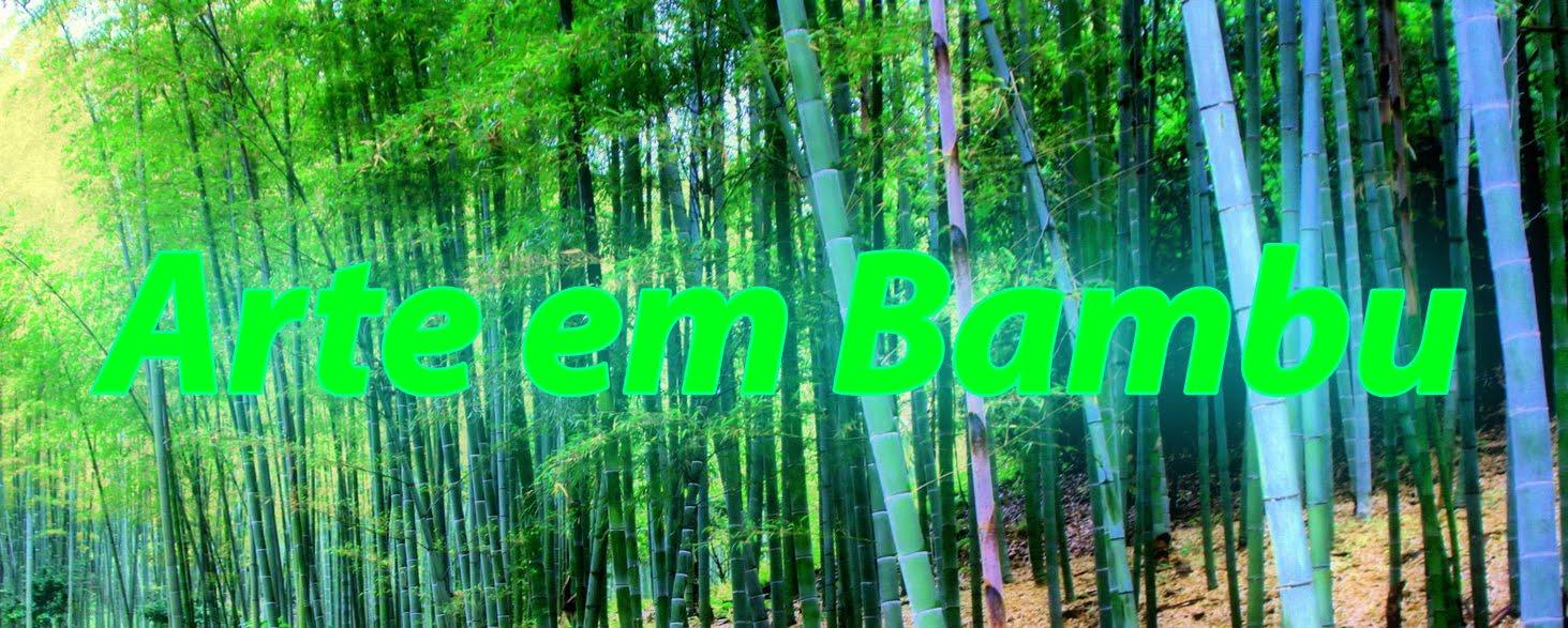 Arte em Bambu
