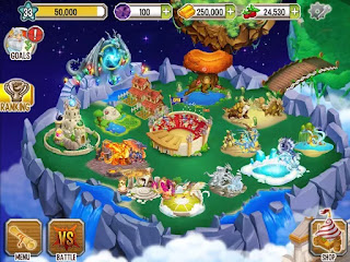 Dragon City 3.6.5 Mod Apk (Unlimited Money)