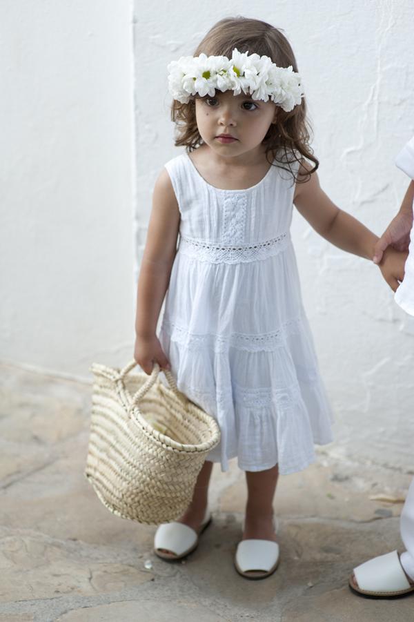 vestido ibicenco niña