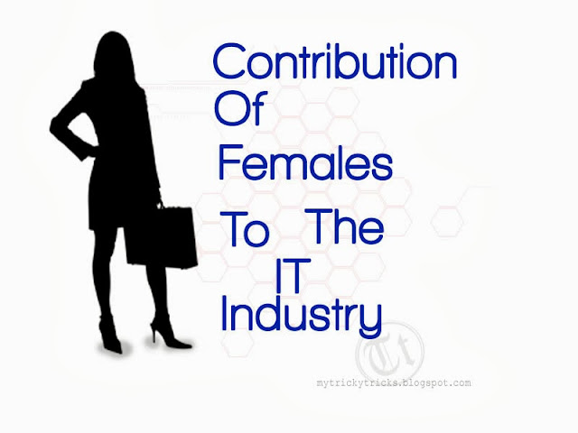 Marissa Mayer, Ada Lovelace, females in IT industry, IT industry