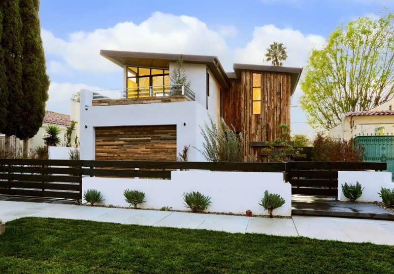 california single family house with elaborate contemporary design giving birth to a dynamic house with unique features - Single Family Home Designs