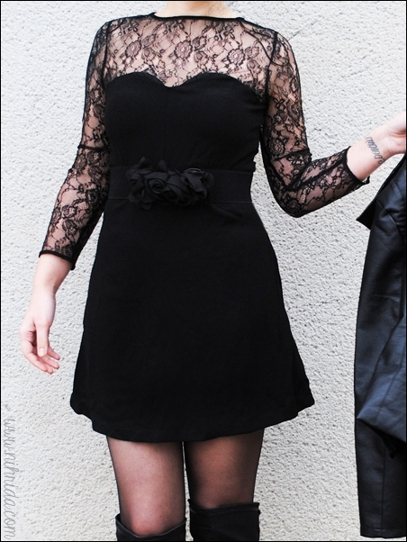 Persunmall Lace Dress