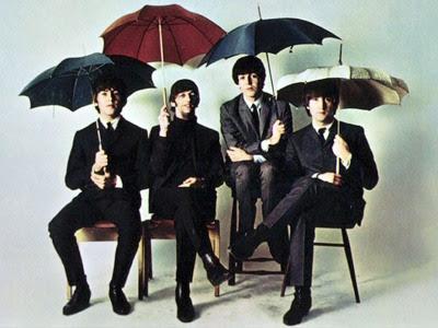 Beatles rain