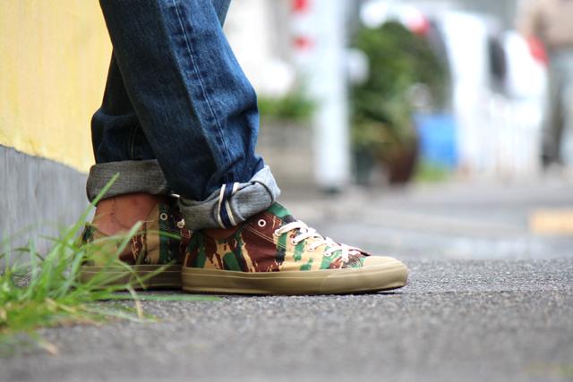 the hill-side sneaker
