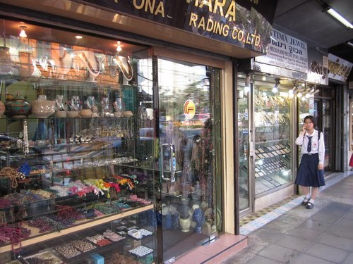 ... can you buy precious stones in Bangkok ? - Tribudragon in Thailand