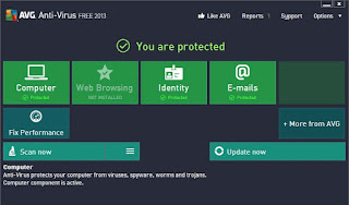 AVG Anti-Virus PRO 2013 Final