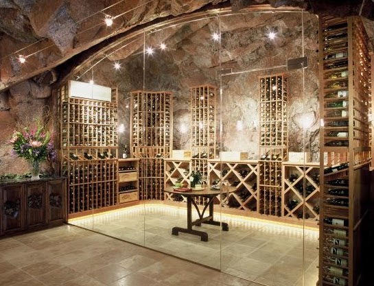 Fine Wine Amp Art Lovers 5 Wine Cellar Design