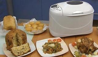 Robot La Cocinera recetas